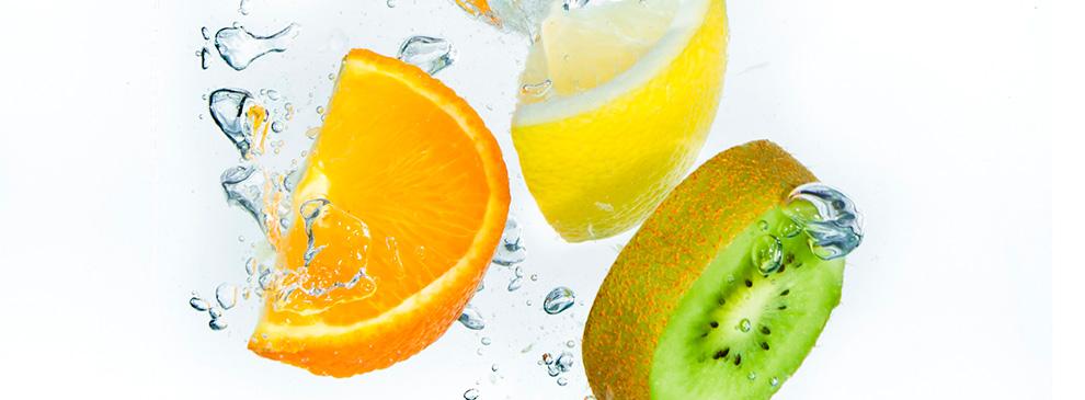 introducción de la fruta en la alimentación